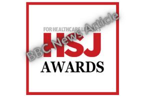 HSJ Award BBC News
