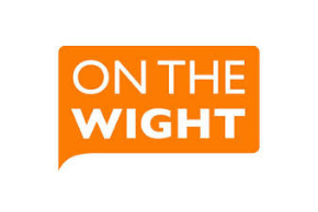 On the Wight logo