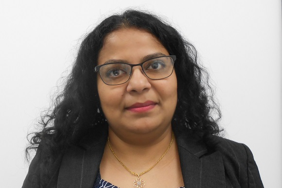 Dr Anitha Ande MBBS, DFFP, MRCGP, DPD (Cardiff)